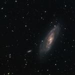 M106 LRGB L=120m  RGB 40m each