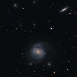 M100 Galaxy