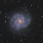 M74 with Supernova LRGB