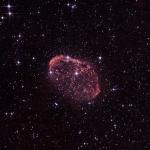 NGC6888 Cresent Nebula Ha OIII Sync