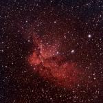 ngc7380 Wizard nebula Ha OIII Sync