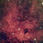 IC1318 Gamma Cyg Nebula  Ha-OIII SII