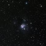 NGC7129 LRGB   L 5.3hrs  R 1.5hrs  Ha 2hrs  G 2hrs  B 4hrs