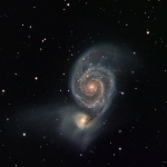 M51 RGB R=140m G=120m B=200m Total 7.5 hrs