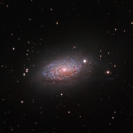 M63 Sunflower Galaxy  HaLRGB  Ha=3.5hrs  L=9hrs  RGB 2hrs each  Total time 19.5hrs