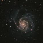 M101 LRHaGB  L 6.6hrs  R 3hrs Ha 4hrs  G 3hrs  B4.5hrs