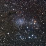 NGC225 Star Cluster